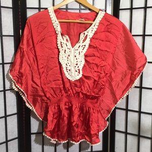 Rue21 Boho Shirt Size M